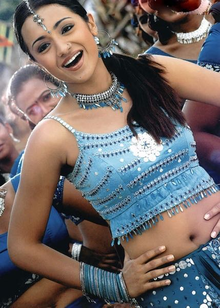 trisha belly show hot belly of trisha krishnan