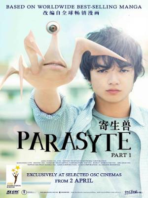 Phim Ký Sinh Thú - Parasyte: Part 1 (2014)