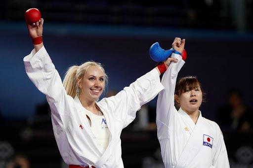 Χρυσό στο παγκόσμιο πρωτάθλημα καράτε για την Ελενα Χατζηλιάδου!