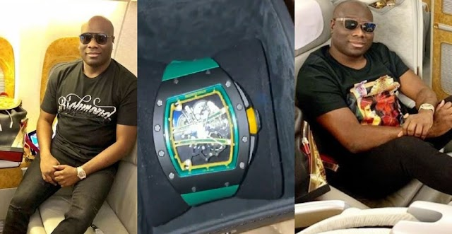 Mompha Reacts After His Richard Mille Watch Increased In Value From $150k To $300k