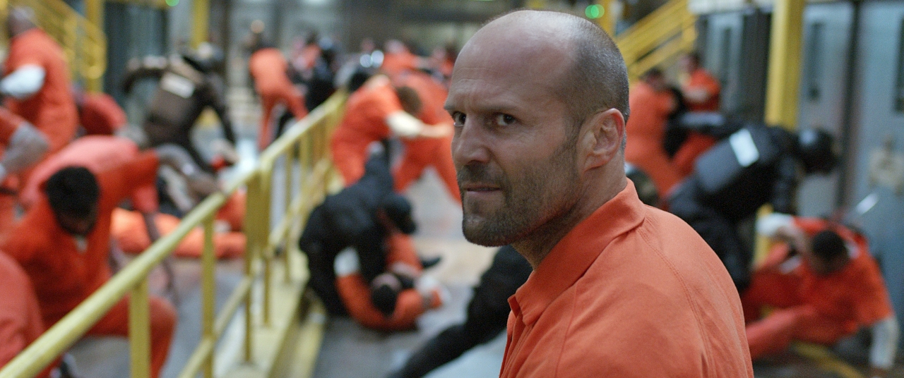 Jason Statham in THE FATE OF THE FURIOUS. (Photo courtesy of Universal Pictures).