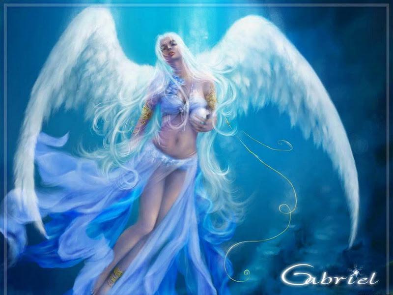 Angel Gabriel, Angels 3