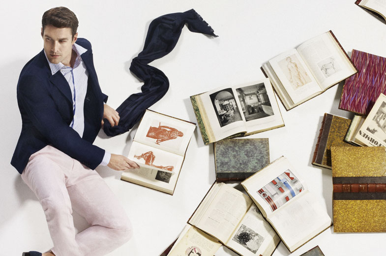 Scabal Spring/Summer 2016 Trends