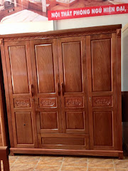 Tủ quần áo gỗ MS-207