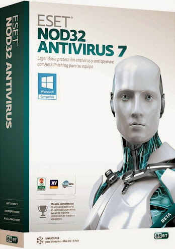 Licencias Eset Nod32 Ativirus y Smart Security 7 (27/02/2014