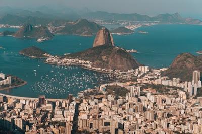 linda vista do estado Rio de Janeiro