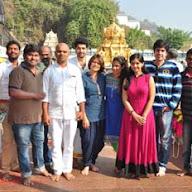 Padesaave Team Visits Kanaka Durga Temple Vijayawada Pics