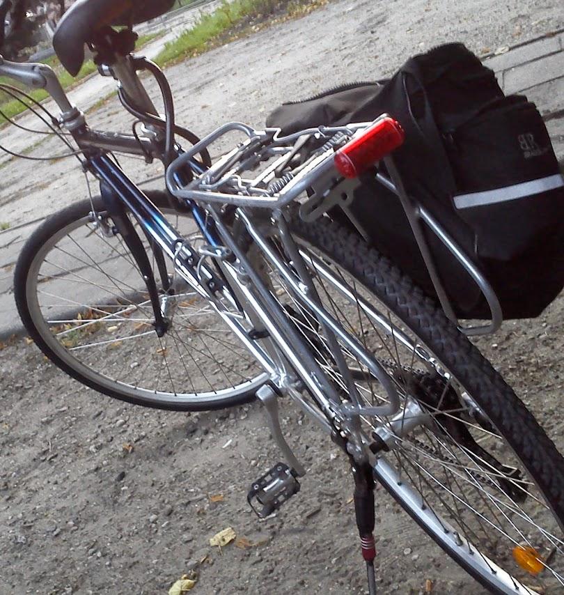 rower, Koga Miyata czeka