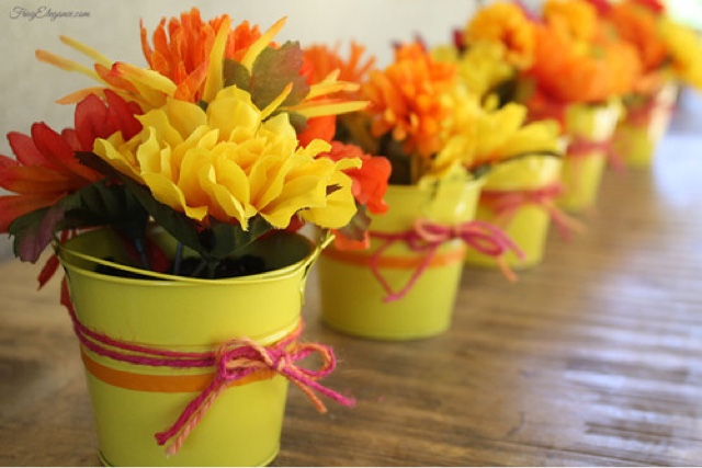Easter Spring time centerpieces, recipes and DIY's The style sisters