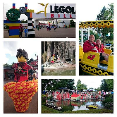 Legoland och Legoland Holiday Village