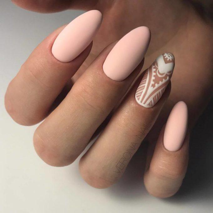25 Best Gel Nail Art Designs For Long Nails 2018 - Fashonails