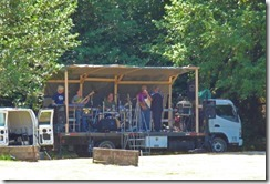 Huntley Park, Live Band for a Company BBQ