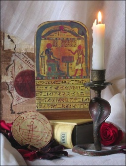 About Book Four Magick Liber Aba Image