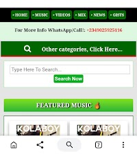 Download Latest Naijakit Mobile Theme v3.0.1 Without No Bugs