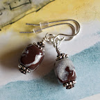 Polymer Clay Bead Dangles