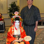 geisha fashion show in Mississauga, Ontario, Canada