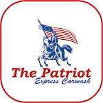 Patriot Express Car Wash Icon