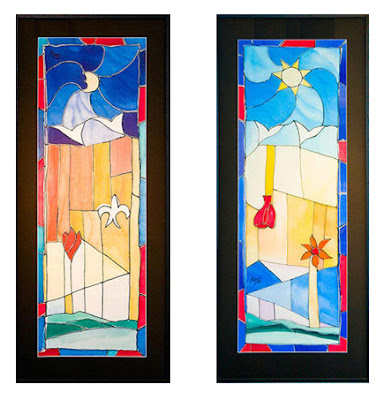 Stained Glass Study