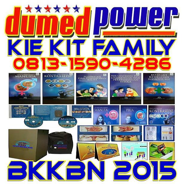Kie Family Kit BKKBN 2015