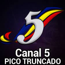Logo Canal 5 Pico Truncado