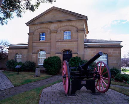 Military Gaol, Anglesea Barracks