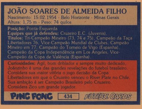 CRZEC (434) Joãozinho PE