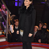 OIC - ENTSIMAGES.COM - Emma Willis Celebrity Big Brother eviction six from the Big Brother house . Elstree London 29th January 2016 Photo Mobis Photos/OIC 0203 174 1069