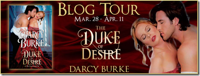 The Duke of Desire Tour Banner