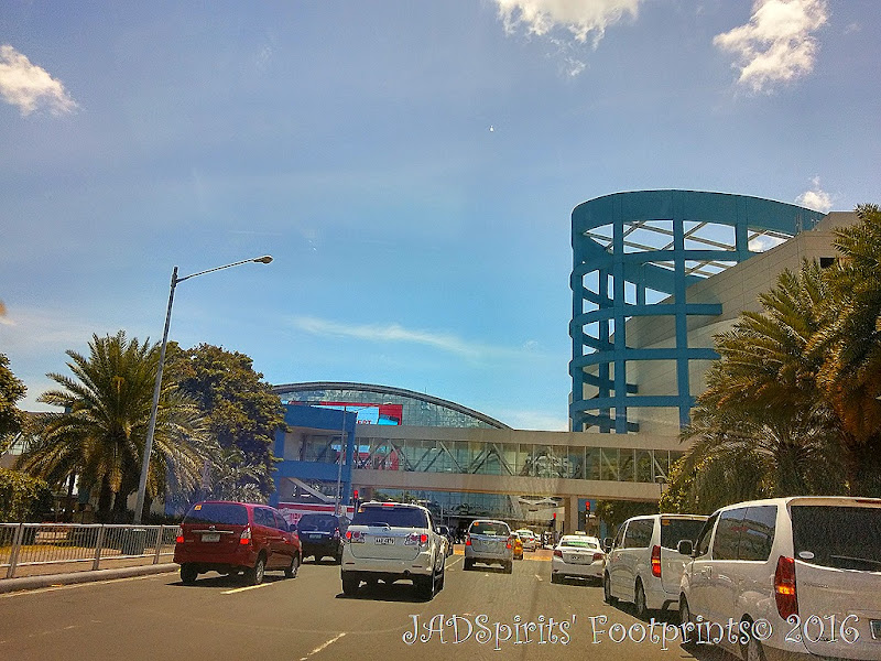 Pacific Drive, SM Mall of Asia