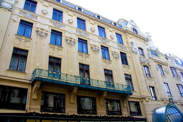Hotel Paris Prague, U Obecního domu 1, 110 00 Praha 1, Czech Republic