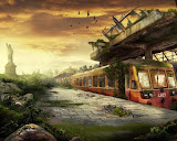 Dead Train In Dead City