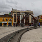Plaza del Carnaval de Blancos y Negros
