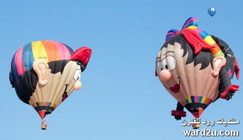 البالون شو ابداع ام امتاع