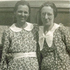 Maude and Mrs Newton