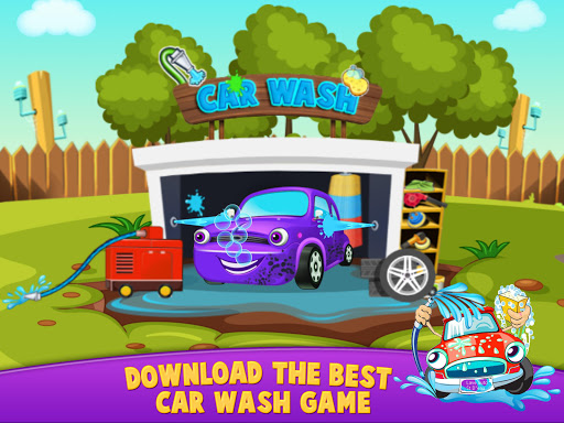 Smart Car Kids Wash Garage Service Station Auto 1.0 screenshots 11