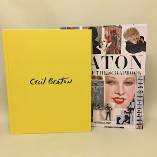 Cecil Beaton: The Art of the Scrapbook Hardcover