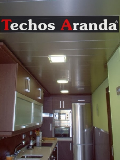Falso Techo Exteriores Madrid