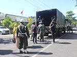 Kodam IV/Diponegoro Berangkatkan Personel Satgas BKO Kodam XVIII/Kasuari