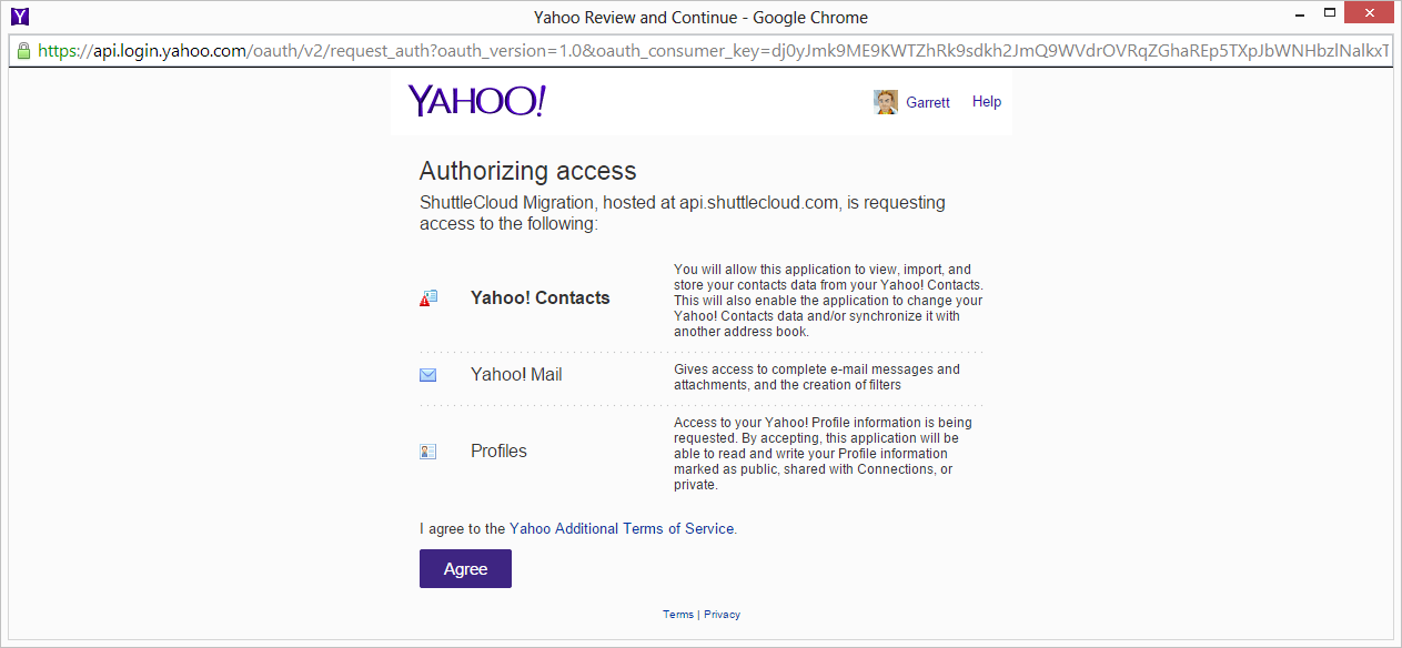 importing emails from my yahoo account - Gmail Tulong