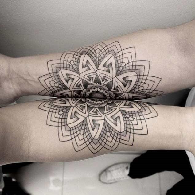 conectando-se_penrose_tringulos_antebraço_tatuagens