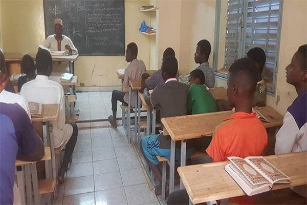 An Fara Gudanar Da Wani Shirin Bayar Da Horo Na Koyar da Kur'ani A Burkina Faso