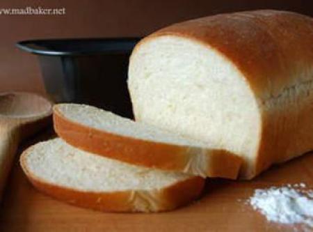 dairy free bread machine recipe