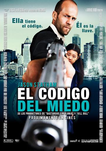 El Código del Miedo  Safe (2013)
