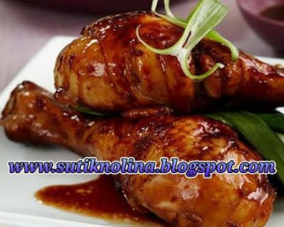 cara-membuat-ayam-panggang-madu-terbaru-mantap