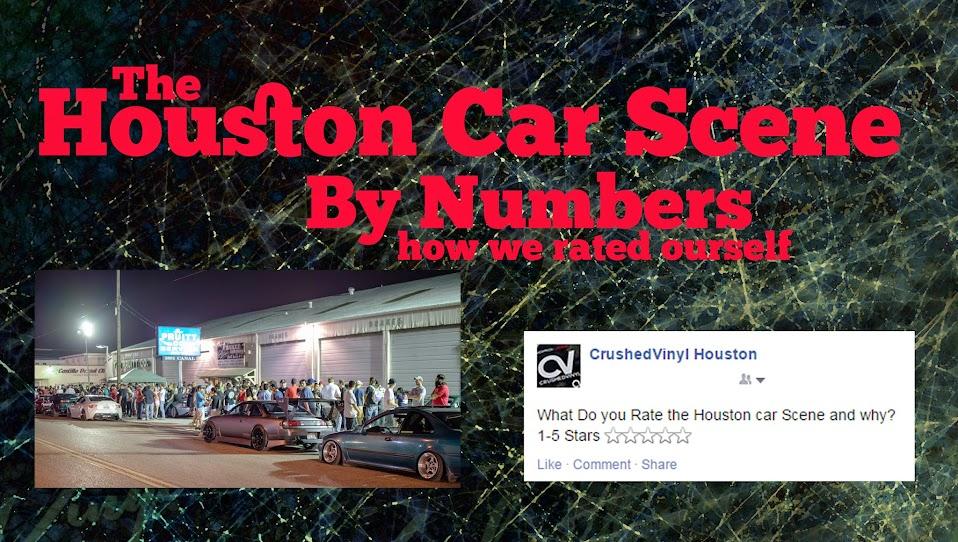 Houston Car Scene