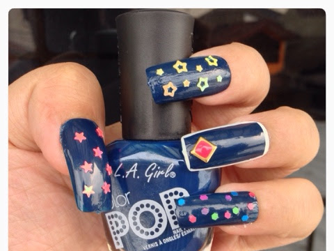 [Mini Review] L.A. Girl Color Pop #GNL837 Deep Sea