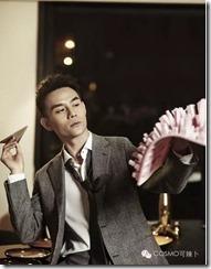 Wang Kai X Cosmo 王凱 X 時尚Cosmo Dec 04