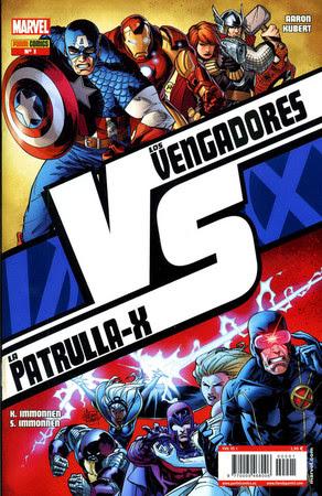VvX: VS Los Vengadores vs la Patrulla-X [1-6][C�mic][Espa�ol]
