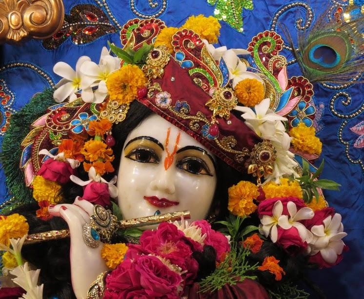 ISKCON Vallabh vidhyanagar Deity Darshan 07 jan 2017 (3)
