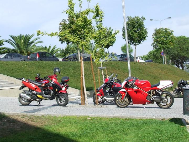Indo nós, indo nós... até Mangualde! - 20.08.2011 DSCF2343